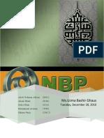NBP and its Profitability Crisis
