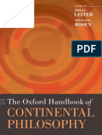 The Oxford Handbook of Continental Philosophy ( PDFDrive.com ).pdf