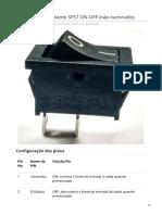 components101.com-Interruptor basculante SPST ON-OFF não iluminado