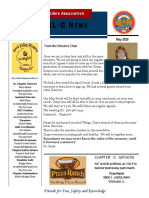 chapter g newsletter may 2020