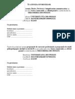UPIT - conturi bancare plata taxe