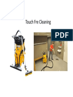 3 Tool 4 Tuch Free Restroom cleaning