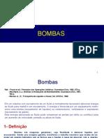 1º Aula - Bombas