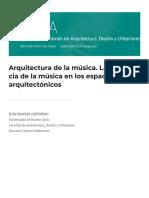 Arquitectura de la música. La influencia de la música en los espacios arquitectónicos.pdf