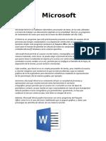 Documento informática