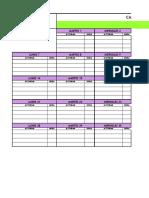 CALENDARIO ACTIVIDADES DPR 2019-2020