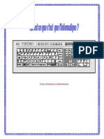 Cours d'Initiation Informatique 2