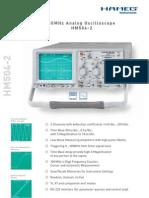 Data en HM504 2