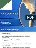 well production problem - Abbas Radhi - 2020.pdf
