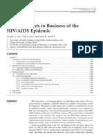 Economics of Hiv Drugs