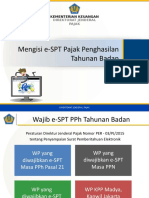 PJ.091KUPS0072016-00 Panduan mengisi e-SPT PPh Tahunan Badan_0.ppsx