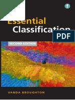 Vanda Broughton - Essential Classification-Facet Pub (2015)