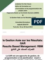 Partie 2 la GAR FFF aout 2013 (1)