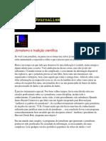 LIVRO - JORNALISMO - O Jornalismo de Precisão - Philip Meyer