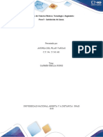 Paso 3 - Individual Linux