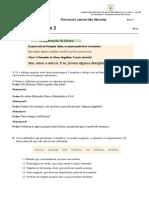 PLNM Ficha 2-compreensão da leitura