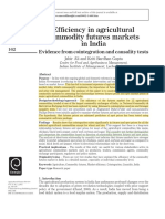 Efficiency in agricultural commodity futures.pdf