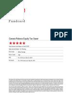 ValueResearchFundcard-CanaraRobecoEquityTaxSaver-2010Dec27