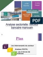 311692949 Analyse Du Secteur Bancaire Marocain Dossier d Entreprise