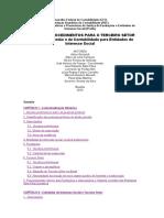 Manual de Procedimentos Para o Terceiro Setor - Cfc_2015