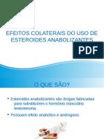 VT - Bioquímica (Anabolizantes)