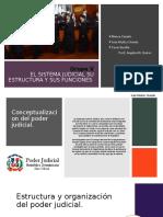 El Sistema Judicial Su Estructura y sus funciones
