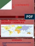 CONTINENTES     Y     OCEÁNOS.pptx