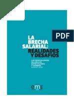 La Brecha Salarial 2009
