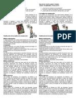 Taller de español Medios 8o