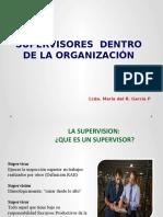 EL SUPERVISOR DENTRO DE LA ORGANIZACIÓN (2)