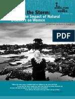 Disaster Report GF
