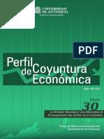 Perfil de Coyuntura Económica 30