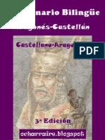 Diccionario Bilingüe Aragonés Castellano