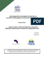 CLASES SOCIALES Y ESTILOS DE DESARROLLO COSTA RICA_Mylena Vega