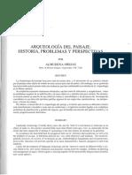 Orejas 1991 Arqueología del paisaje.pdf