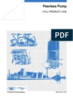 Full Pumps line Brochure - BSI Mechanical