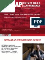 Teoria de la argumentacion jurídica