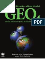 PNUMA - GEO 4 Reporte Completo 2007 ES