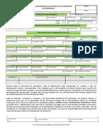 Formulario Socioeconomico Actualizado 2019dic.1
