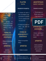 Comparativa Filósofos - Pablo Rivera