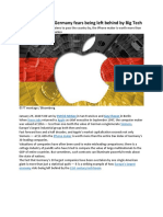 The Apple effect GERMANY