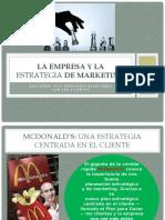 2 La Empresa y La Estrategica de Marketing