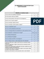 PEEP Questionnaire v1