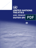 Outer Space Treaty 1967