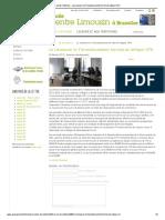 La vie de l'Antenne - Le Limousin et l'investissement territorial intégré (ITI)