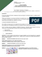 Clase II Teoría campo semántico, denotación y connotación..docx
