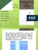 Diseño y prototipo de un bastón automatizado