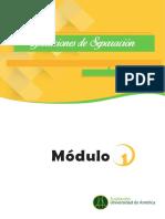 transferencia de masas - modulo 1