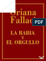 Fallaci, Oriana - La rabia y el orgullo (r1.2)