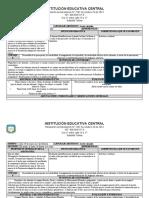 1erGradoEduArtistica plan aula 2018